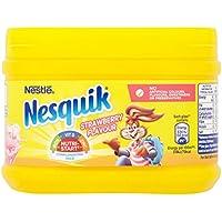 Nesquik Strawberry Milkshake Mix, 300g