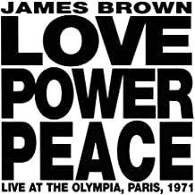 Love Power Peace Live in Paris