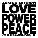 Love Power Peace Live in Paris