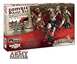 Army Painter - Zombicide Black Plaque Paint Set