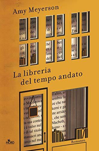 La libreria del tempo andato Italian Edition