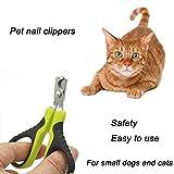 Trada Pet Nagelknipser, Katze Hund Grooming Nagel Zehe Klaue Clippers Scissors Cutter Zange Schere (Grün)
