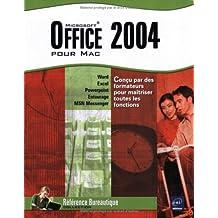 Office 2004 pour Mac