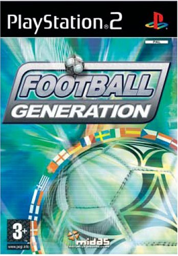 Football Generation (PS2) [PlayStation2]