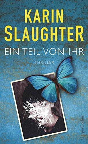 Buchcover Ein Teil von ihr: Thriller Neuerscheinung