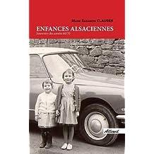 Enfances Alsaciennes: Souvenirs Des Annees 60/70