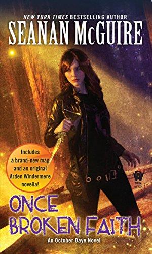 Once Broken Faith (October Daye Book 10) (English Edition)