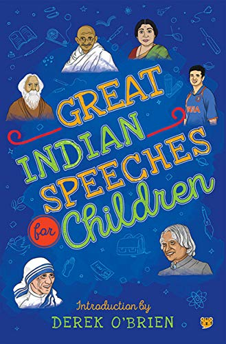Great Indian Speeches for Children (10 Sep 2018)