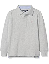 Tommy Hilfiger Jungen Poloshirt Ame Tommy Polo L/S