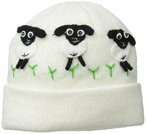 Kidorable Originale di marca Cappello Carattere Animali per Ragazzi e Ragazze Bambinii (Pecora)