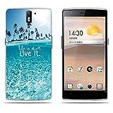 DIKAS TPU Hülle für OnePlus One, Silikon Schutzhülle TPU Rückschale Schutz Hülle Silicon Cover Tasche für OnePlus One- Pic: 05
