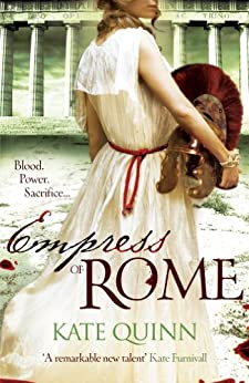 Empress of Rome (Rome 3) by [Quinn, Kate]