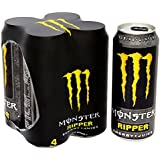 Monster Energy Drink Ripper 4 x 500 ml