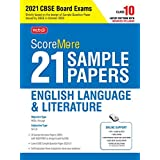 ScoreMore 21 Sample Papers For CBSE Board Exam 2021-22 – Class 10 English Literature
