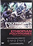 DVD Polyphonies Ethiopiennes Chants Dokos Chants Hararis Ethiopian Polyphonies Doko Songs Hararis So