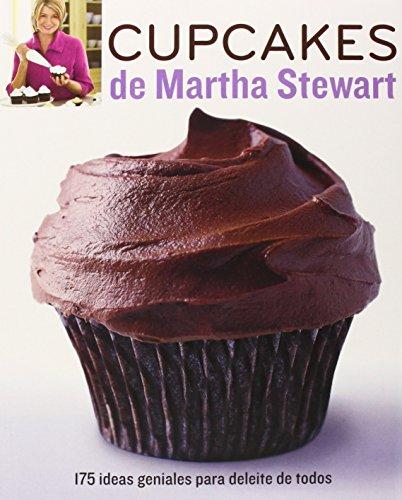 Cupcakes De Martha Stewart (REPOSTERIA DE DISEÑO) por Martha Stewart