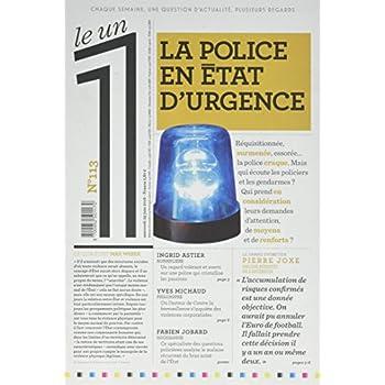 Le 1 - n°113 - La police en état d'urgence