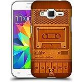 Head Case Designs Magnétophone Gadget En Bois Étui Coque D'Arrière Rigide Pour Samsung Galaxy A3 (2016)