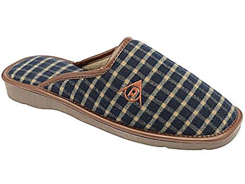 Foster Footwear ,  Unisex Erwachsene Herren Jungen hinten offen Edgar: Blue