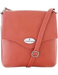 Fantosy women sling bag (Peach)(FNSB-136)