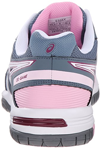 Asics Gel-Game 5 Kunstleder Laufschuh Cotton Candy/White/Plum