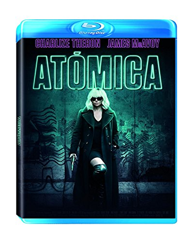 Atómica [Blu-ray] 51whhigdVGL
