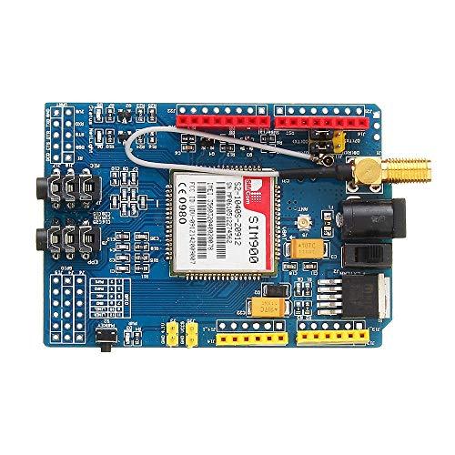 Dream Edge Para Arduino SIM900 Quad Band gsm GPRS Shield Placa de Desarrollo Placa Base y Placa de Desarrollo...