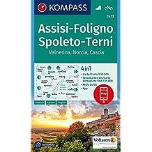 Foligno / Spoleto / Tern / Valnerina D/I