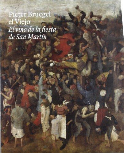 Pieter Bruegel el Viejo. El vino de la fiesta de San Martín por PIETER BRUEGEL