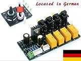 4-Kanal-Stereo-Audiosignal Prüfungsausschusses Audio Signal Selection Board HiFi