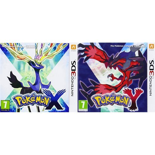 Pokémon X + Pokémon Y