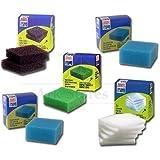 Set of 5 Juwel Compact Filter Sponges