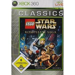 Lego Star Wars – Complete Saga [Xbox Classics]