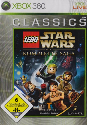 Lego Star Wars - Complete Saga [Xbox Classics]