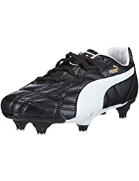 Amazon.co.uk  Leather - Football Boots   Sports   Outdoor Shoes ... 1866a3585