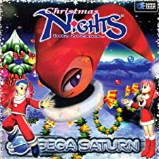 NIGHTS CHRISTMAS SEGA SATUR