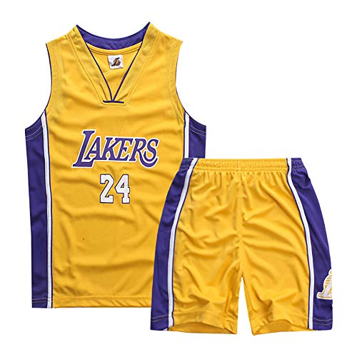 Basketballbekleidung Kinderanzug, Durant Curry Jordan Irving James Harden Thompson Amerikanisches Basketballtrikot Miami New York Chicago, Sportanzug-13-XL