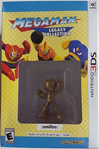 Mega Man Legacy Collection Collector's Edition Nintendo 3DS ロックマンレガシーコレクションコレクターズ・エディション英語北米版 [並行輸入品]
