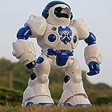 MEMIND Grand Robot À Induction 42cm Longueur Jouet Intelligent Télécommande Robot...