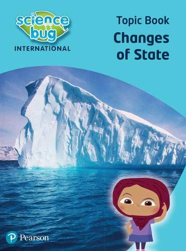 Science Bug: Changes of state Topic Book