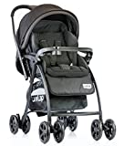 Best Car Seat Strollers - Luvlap Grand Baby Stroller (Black) Review