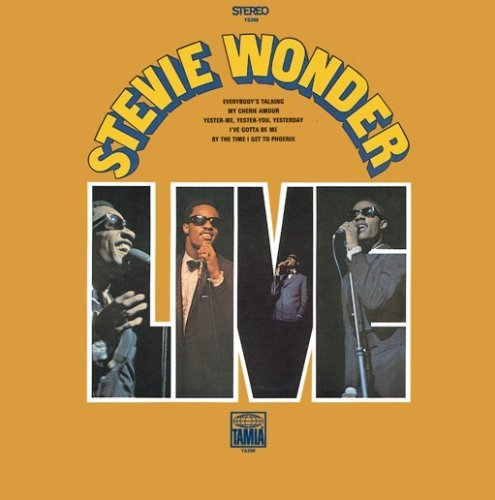Live by Stevie Wonder (2009-02-04) (Stevie Wonder-live-cd)