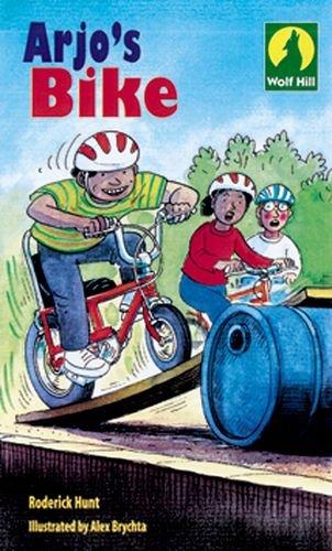 Arjo's bike