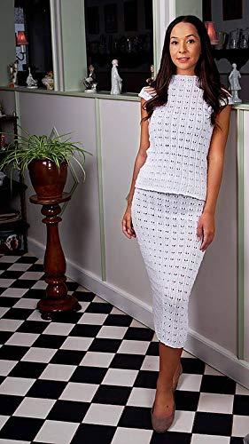 DesignEtte No-s-0219 Zulu - Falda parte superior talla