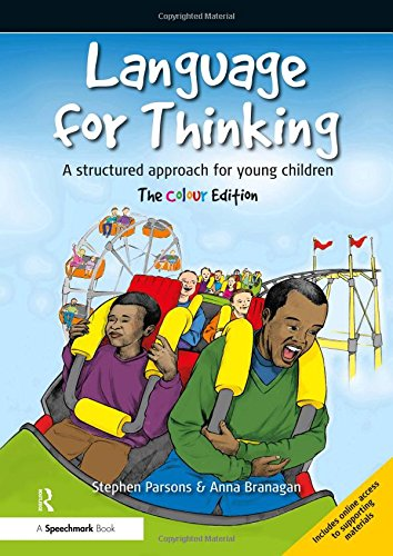Language for Thinking: A structured approach for young children: The Colour Edition thumbnail
