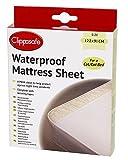 Clippasafe Cot Waterproof Mattress Sheet