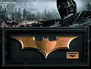 Batman The Dark Knight Batarang Prop Replica With Display