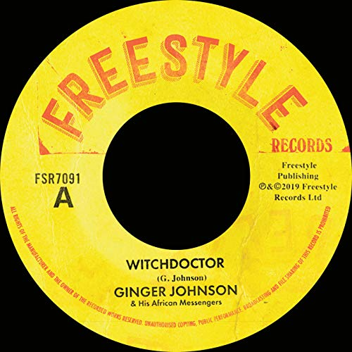 Witchdoctor -