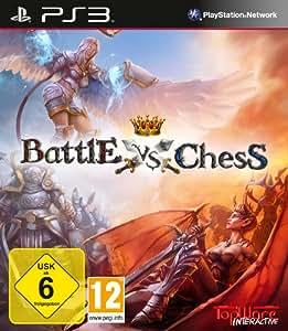 Battle vs. Chess (échecs jeux) [PlayStation 3]