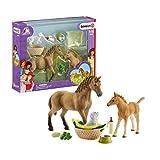 Schleich 42432 - Horse Club Sarahs Tierbaby-Pflege